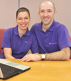 Best Accountancy Plymouth, John and Angela